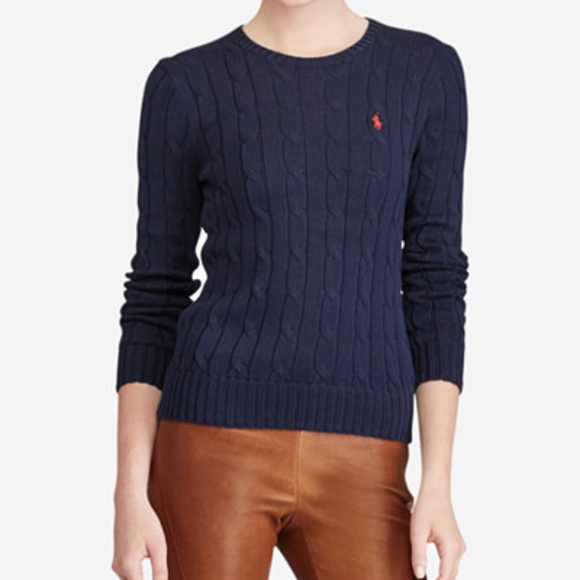 fb205f0050ecd4 Ralph Lauren Sweaters   Polo Cableknit Cashmere Sweater   Poshmark